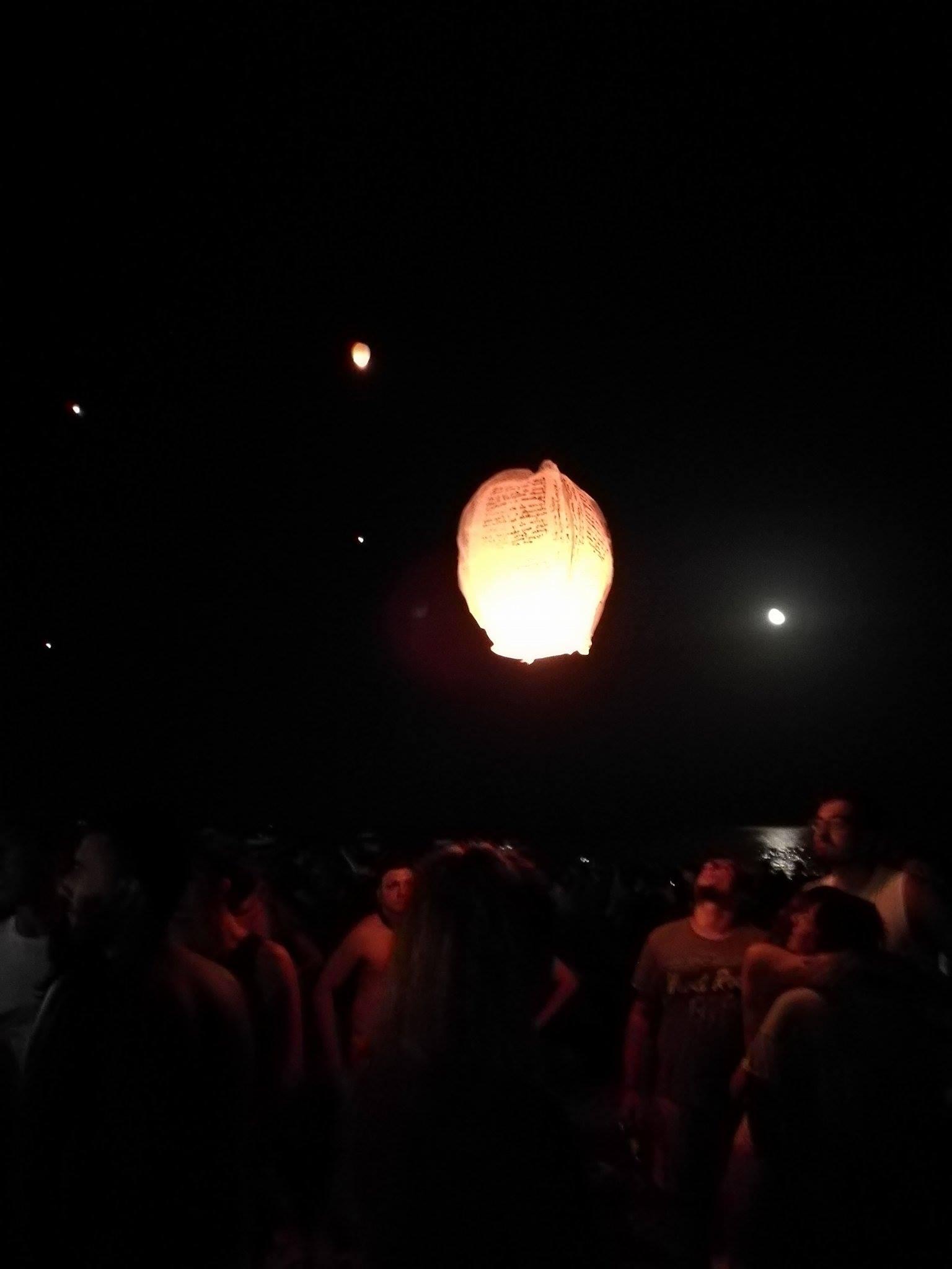 1. Festival delle Lanterne